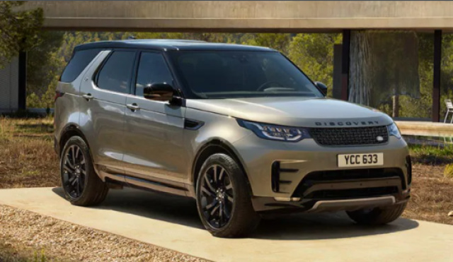 Land Rover Discovery Landmark Edition-4