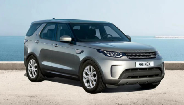 Land Rover Discovery SE-1