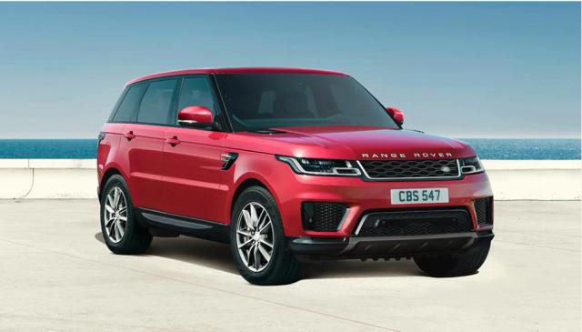 Range Rover Sport S-0