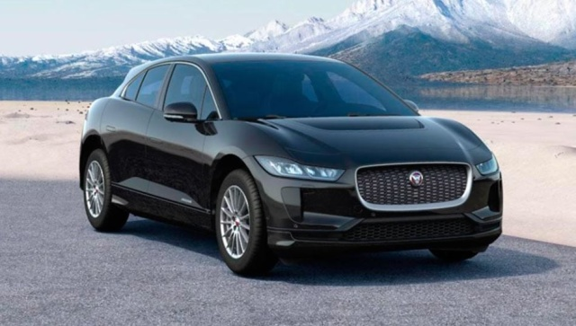 I-Pace Limited Edition S-3