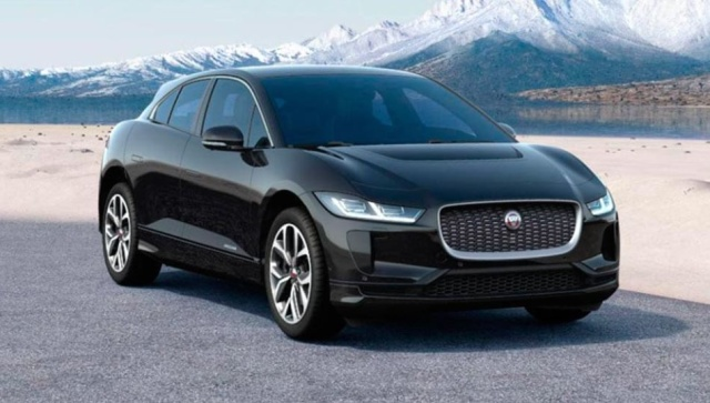 I-Pace Limited Edition HSE-5