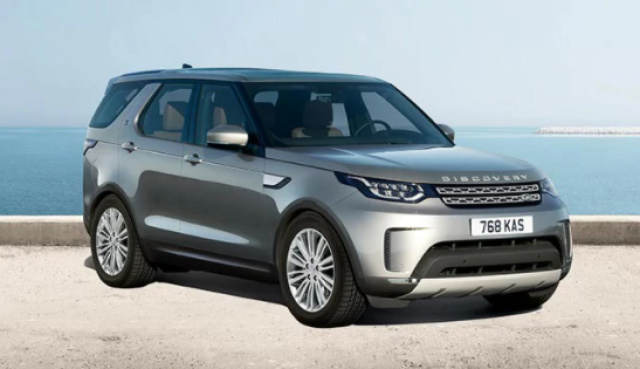 Land Rover Discovery Luxury-3