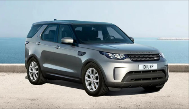 Land Rover Discovery S-0