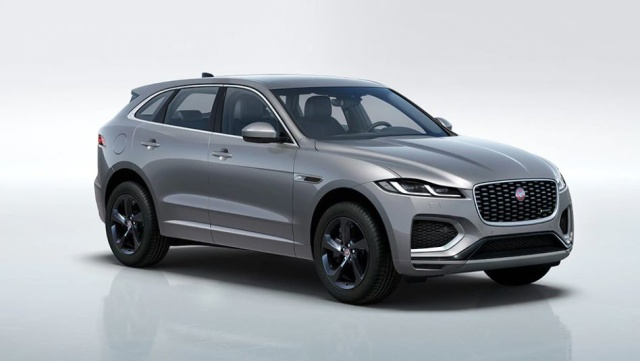 F-Pace R-Dynamic S-4