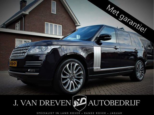 Land Rover-Range Rover