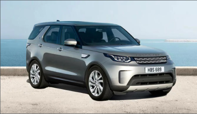 Land Rover Discovery HSE-2